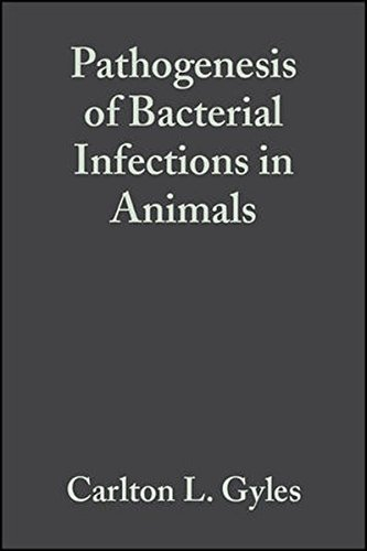 9780470344835: Pathogenesis of Bacterial Infections in Animals