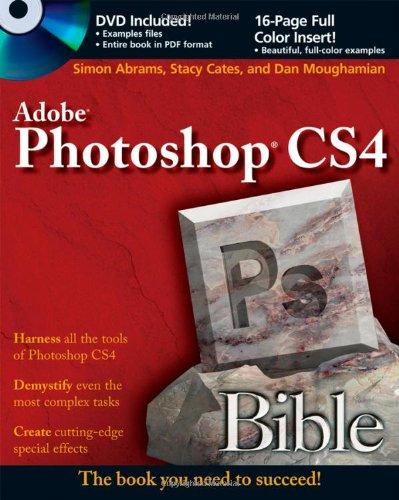 9780470345177: Photoshop CS4 Bible