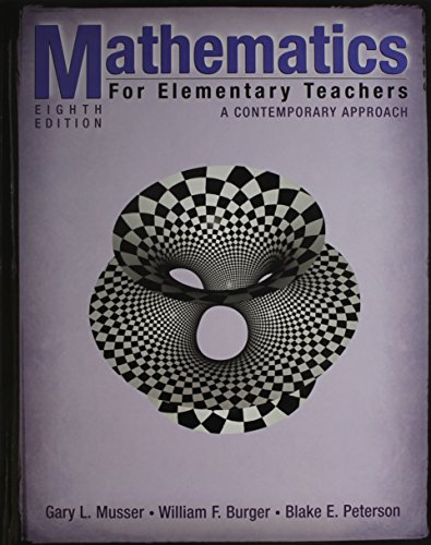 9780470345283: Mathematics for Elementary Teachers: A Contemporary Approach 8th Edition with FLA Correlation Guide Book Set