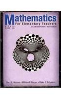 9780470345290: Mathematics for Elementary Teachers: A Contemporary Approach, 8th Edition with IL Correlation Guide Book Math Set