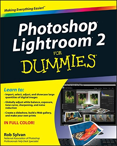9780470345399: Photoshop Lightroom 2 for Dummies
