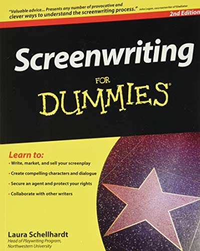 9780470345405: Screenwriting For Dummies