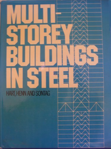9780470356159: Hart: Multi-Storey Buildings in Steel