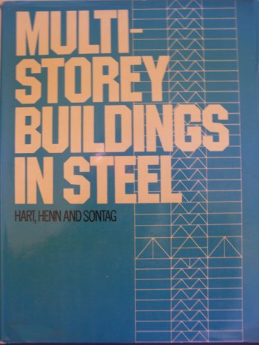 9780470356159: Hart: Multi-Storey Buildings in Steel (English and German Edition)