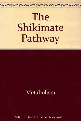 9780470358825: The shikimate pathway (Biosynthesis of natural products series)