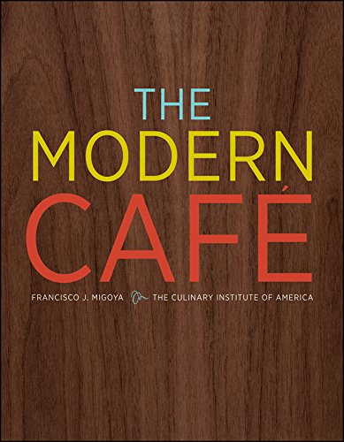 9780470371343: The Modern Cafe