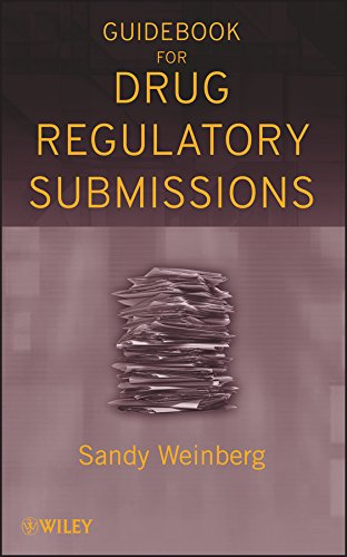 9780470371381: Guidebook for Drug Regulatory Submissions