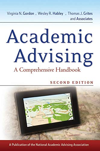 9780470371701: Academic Advising: A Comprehensive Handbook