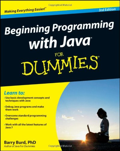 9780470371749: Beginning Programming with Java For Dummies