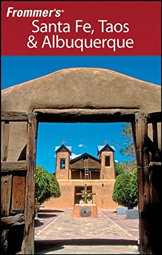 9780470371886: Frommer's Santa Fe, Taos and Albuquerque (Frommer's Complete Guides)