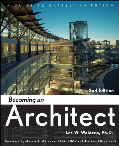 9780470372104: Becoming an Architect: A Guide to Careers in Design