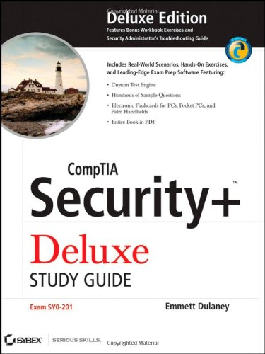 9780470372968: CompTIA Security+ Deluxe Study Guide: SY0-201