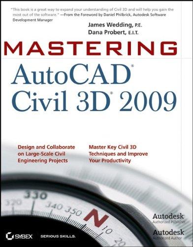 9780470373156: Mastering AutoCAD Civil 3D 2009