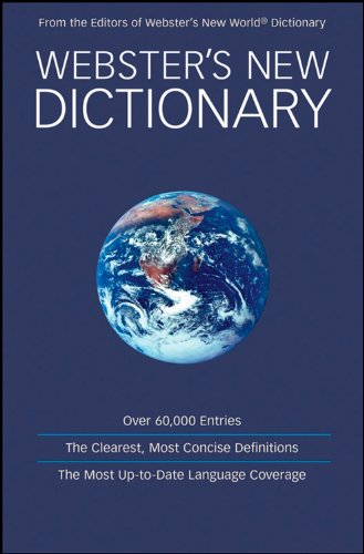 9780470373255: Webster's New Dictionary, Target Edition