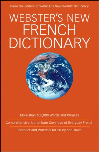 9780470373279: Webster's New French Dictionary, Target Edition
