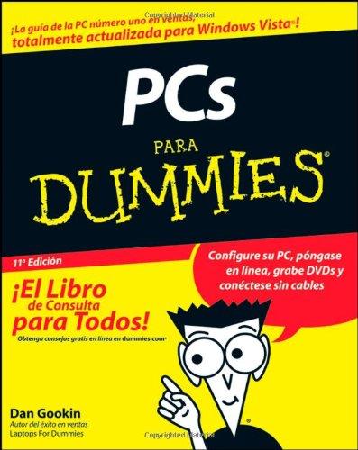 9780470373484: PCs Para Dummies (Spanish Edition)