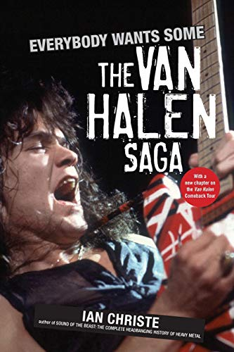 9780470373569: Everybody Wants Some: The Van Halen Saga