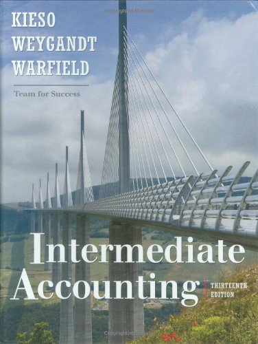 9780470374948: Intermediate Accounting