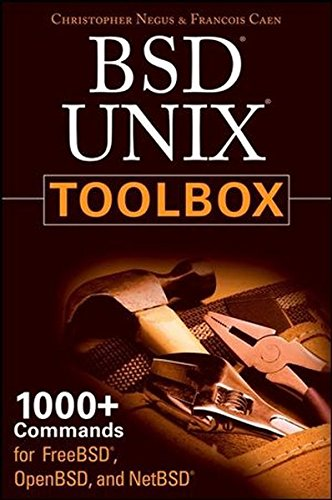 9780470376034: BSD UNIX Toolbox: 1000+ Commands for FreeBSD, OpenBSD and NetBSD