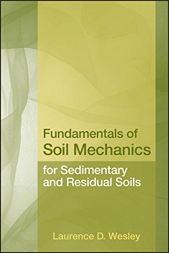 9780470376263: Fundamentals of Soil Mechanics for Sedimentary and Residual Soils