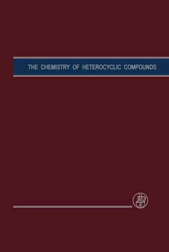 9780470376539: Imidazole and its derivatives (Chemistry of heterocyclic compounds, Vol. 6)