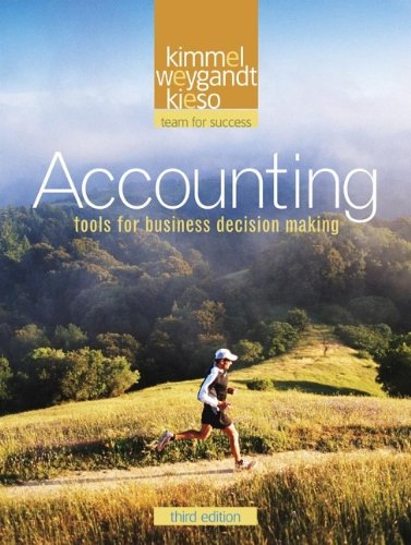 9780470377857: Accounting