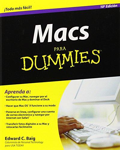 9780470379042: Macs Para Dummies