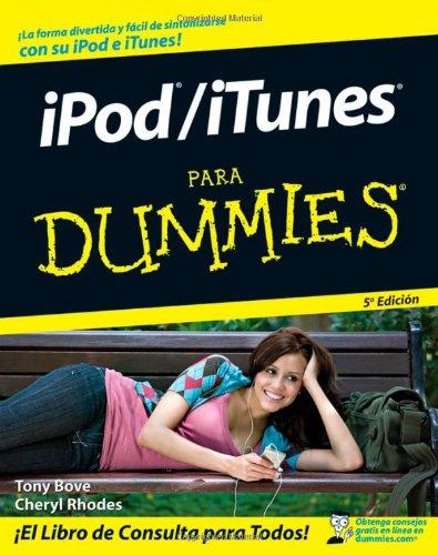 9780470379059: iPod/iTunes Para Dummies