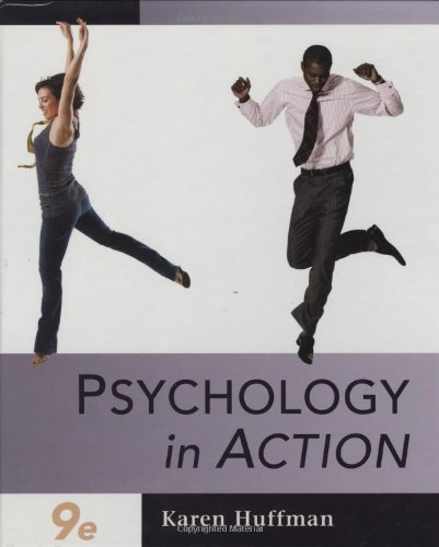 9780470379110: Psychology in Action