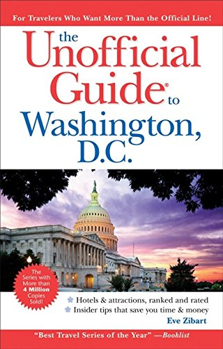 9780470380000: The Unofficial Guide to Washington, D.C. (Unofficial Guides)