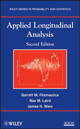 9780470380277: Applied Longitudinal Analysis (Wiley Series in Probability and Statistics)