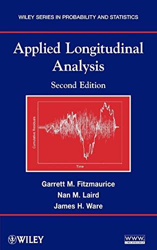 9780470380277: Applied Longitudinal Analysis