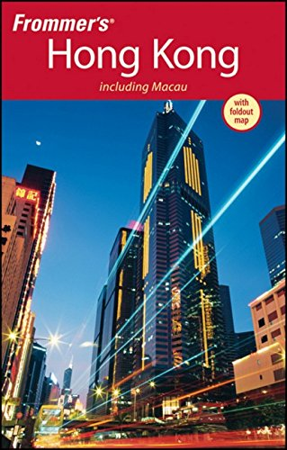 9780470381106: Frommer's Hong Kong (Frommer's Complete Guides)