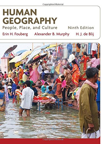 9780470382585: Human Geography: People, Place, and Culture