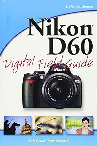 9780470383124: Nikon D60 Digital Field Guide