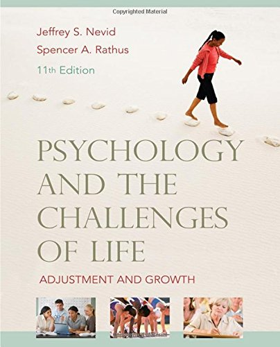 9780470383629: Psychology and the Challenges of Life: Adjustment and Growth