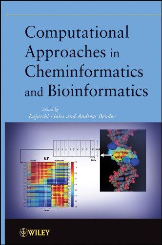 9780470384411: Computational Approaches in Cheminformatics and Bioinformatics