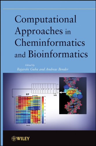9780470384411: Computational Approaches in Cheminformatics and Bioinformatics
