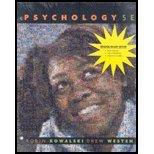 Psychology, Fifth Edition Binder Ready: PhD, Robin M. Kowalski
