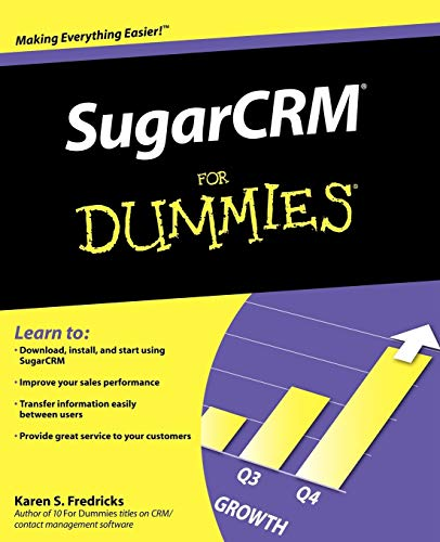 9780470384626: SugarCRM For Dummies