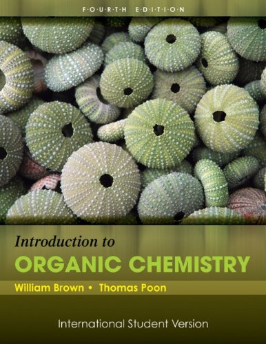 9780470384671: Introduction to Organic Chemistry
