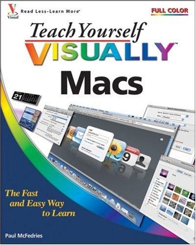9780470384688: Teach Yourself VISUALLY Macs