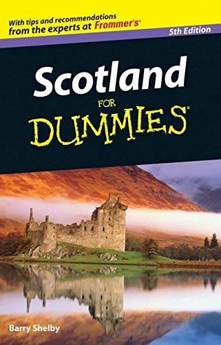 9780470385142: Scotland For Dummies