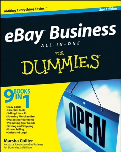 9780470385364: eBay Business All-in-one Desk Reference For Dummies