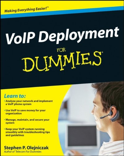 9780470385432: VoIP Deployment for Dummies