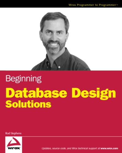 9780470385494: Beginning Database Design Solutions