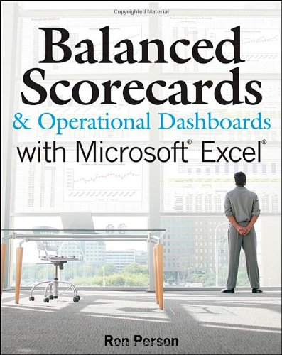 9780470386811: Balanced Scorecards and Operational Dashboards with Microsoft Excel