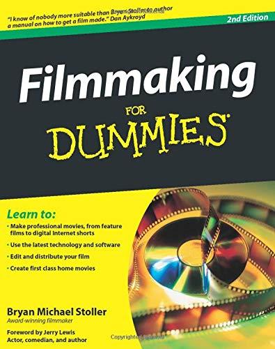 9780470386941: Filmmaking for Dummies