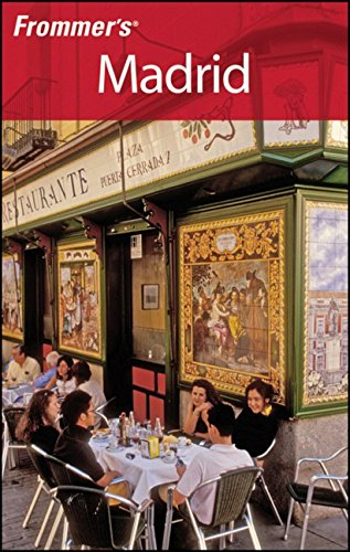 9780470387030: Frommer's Madrid (Frommer's Complete Guides)