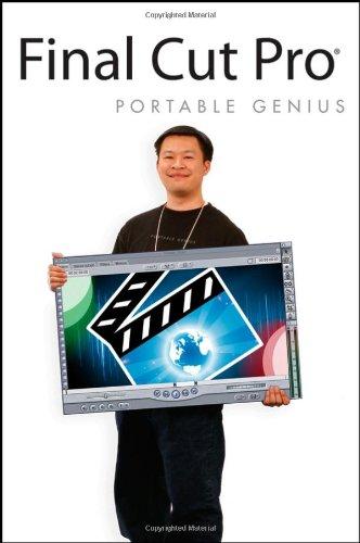 9780470387603: Final Cut Pro Portable Genius